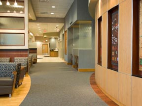 Ronald McDonald ER Family Area - Mayo Clinic Health System, La Crosse, WI